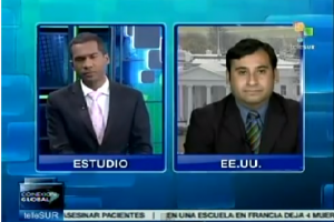 Telesur Screen Shot Patricio Zamorano