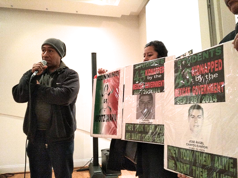 Antonio Tizapa Jorge Tizapa Ayotzinapa Conferencia 800x600px