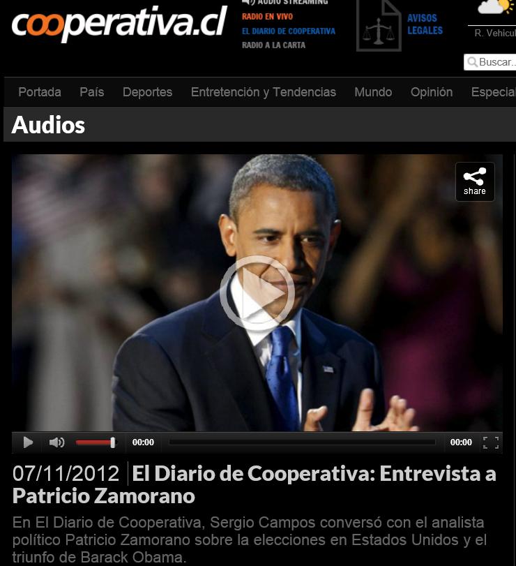 Foto Obama Cooperativa Patricio Zamorano