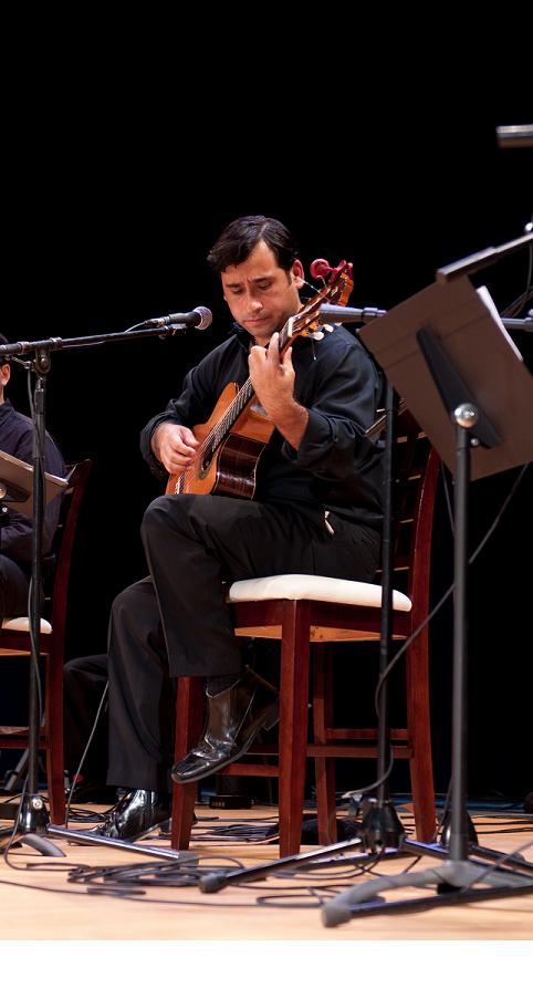 Patricio Zamorano Guitarra