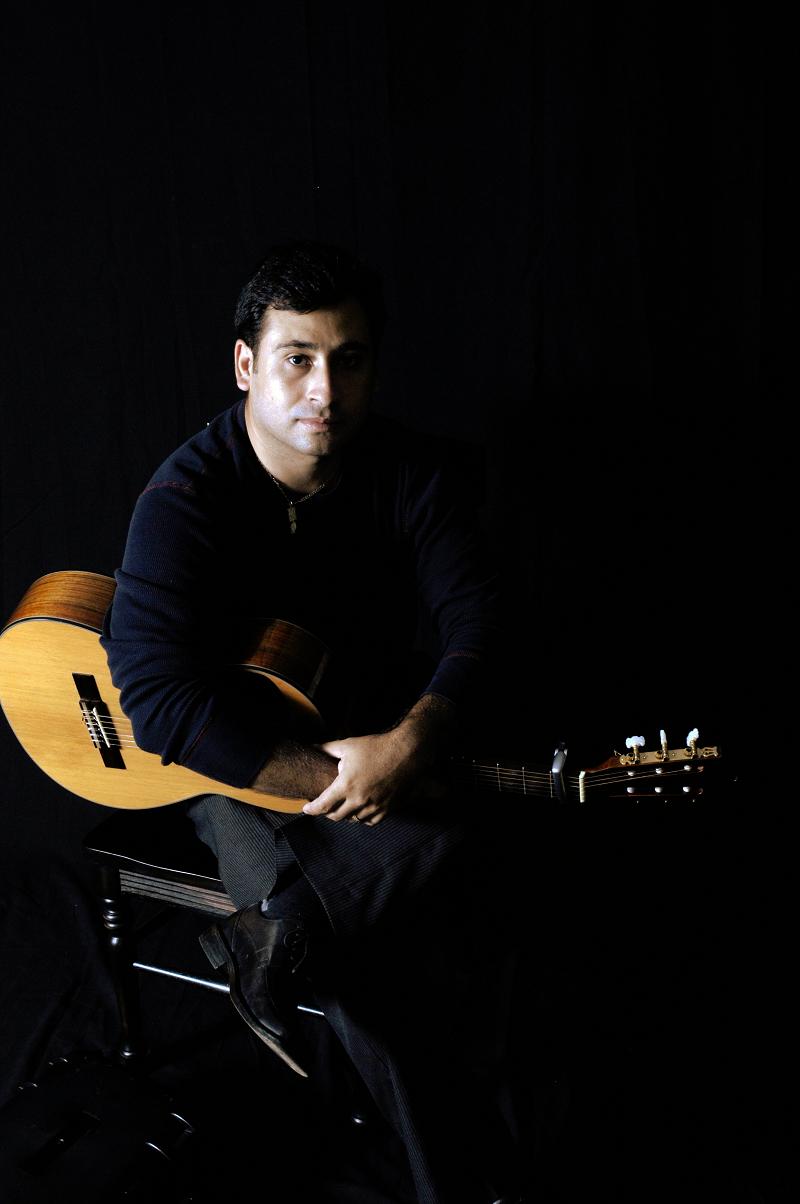 Patricio Zamorano Estudio Guitarra