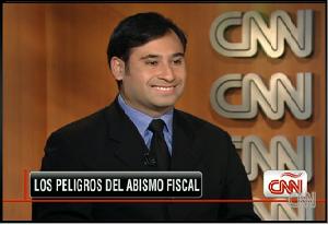 Patricio Zamorano CNN Espanol