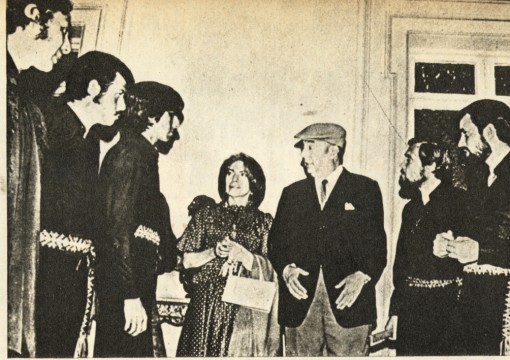 aparcoa-mario-lorca-actor-matilde-urrutia-and-pablo-neruda-premier-canto-geeral-chile-1970-miguel-cordova-is-first-from-right-to-left