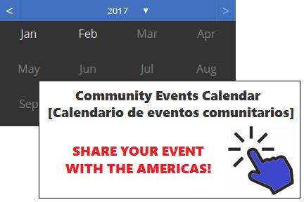 Promo calendar Alma Come ALL Infoamericas