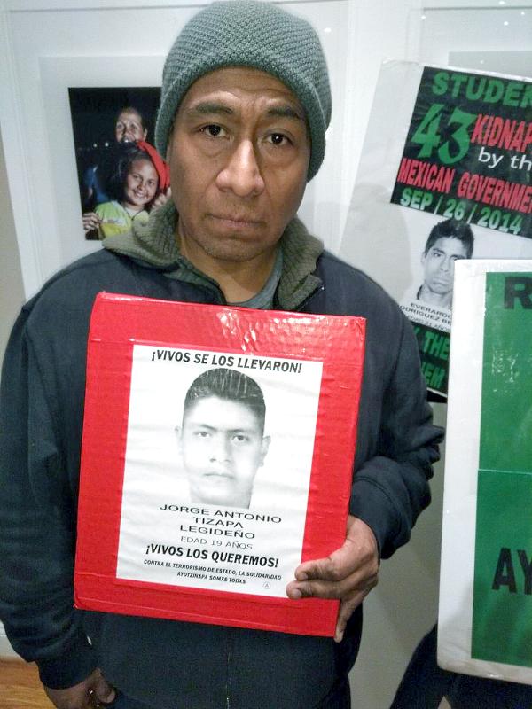 Antonio Tizapa Jorge Tizapa Ayotzinapa 600x800px
